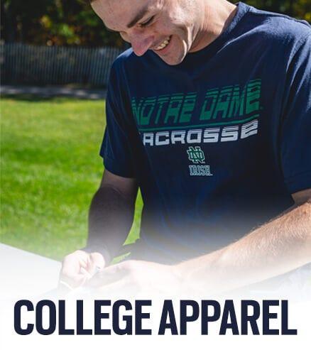 Exclusive College Lacrosse Apparel