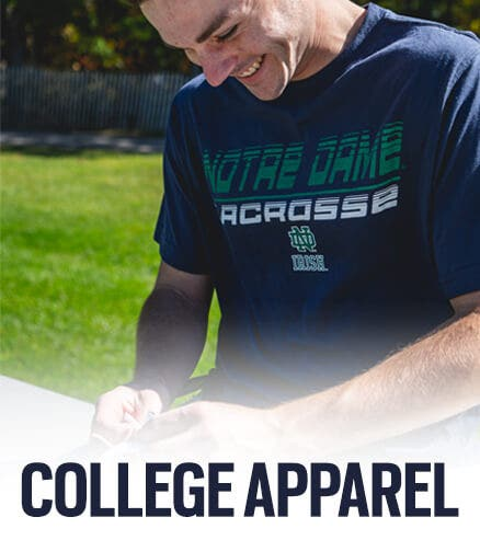 College Lacrosse Apparel