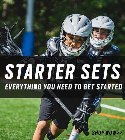 Youth Lacrosse Starter Sets