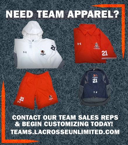 Lacrosse Team Sales