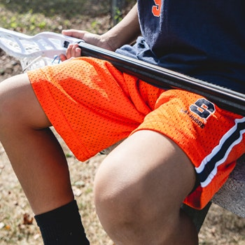 Tactical Lacrosse Shorts in grey