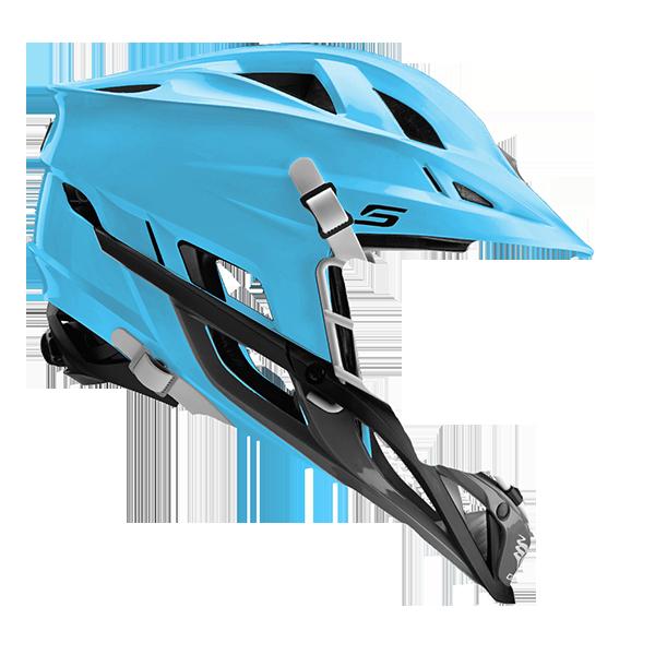 cascade s lacrosse helmet customizable lacrosse unlimited