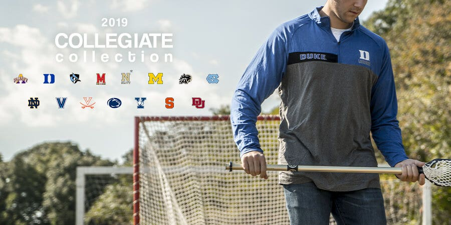 Mobile Banner - 2019 College Apparel