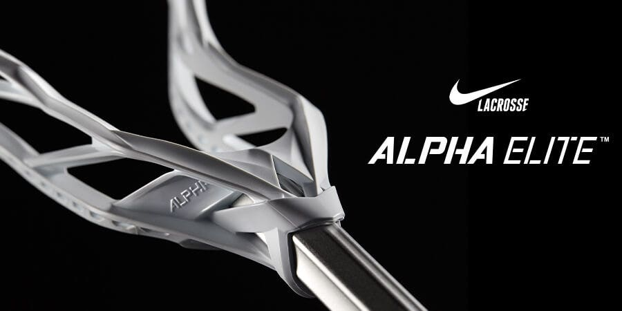 MOBILE BANNER - Nike Alpha Elite