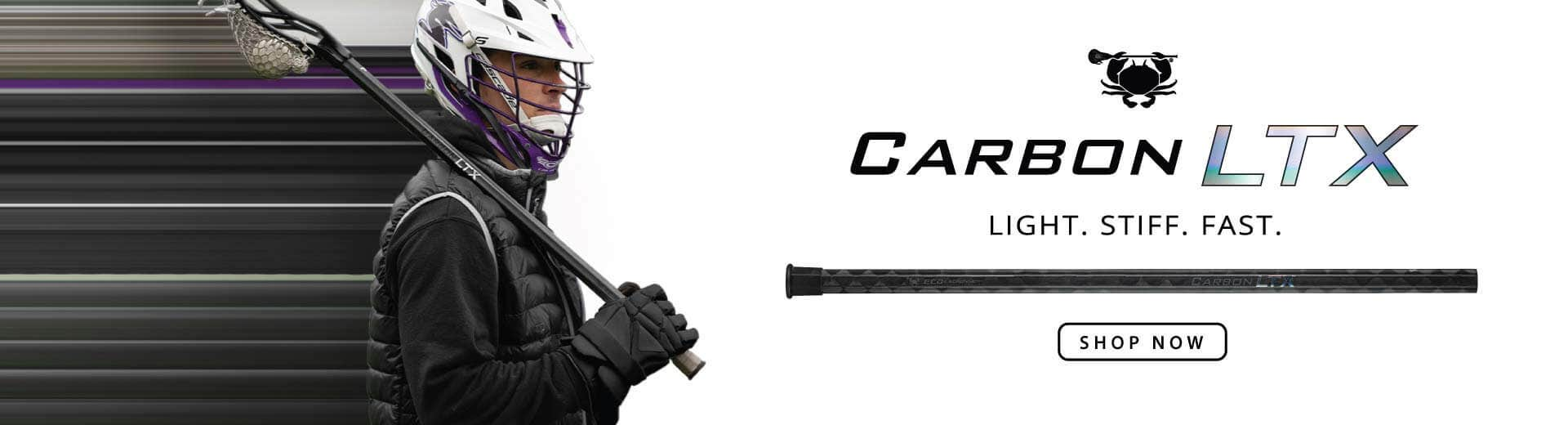 ECD Carbon LTX Lacrosse Shaft - DESKTOP