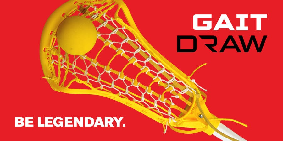 MOBILE - Gait Draw Women's Lacrosse Stick