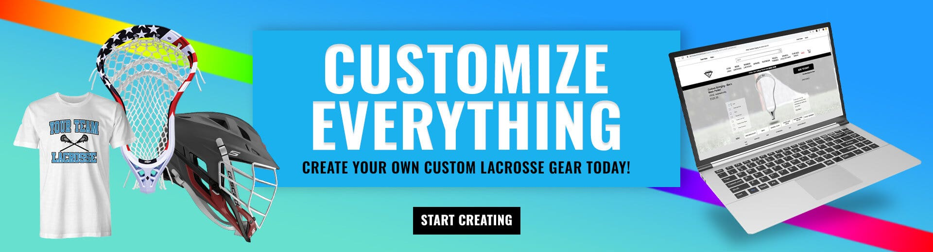 Custom Lacrosse Gear - DESKTOP