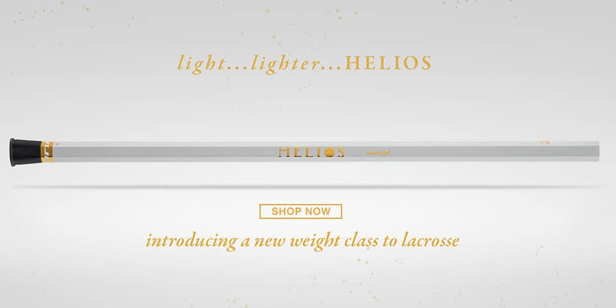 MOBILE - TRUE Helios Lacrosse Shafts