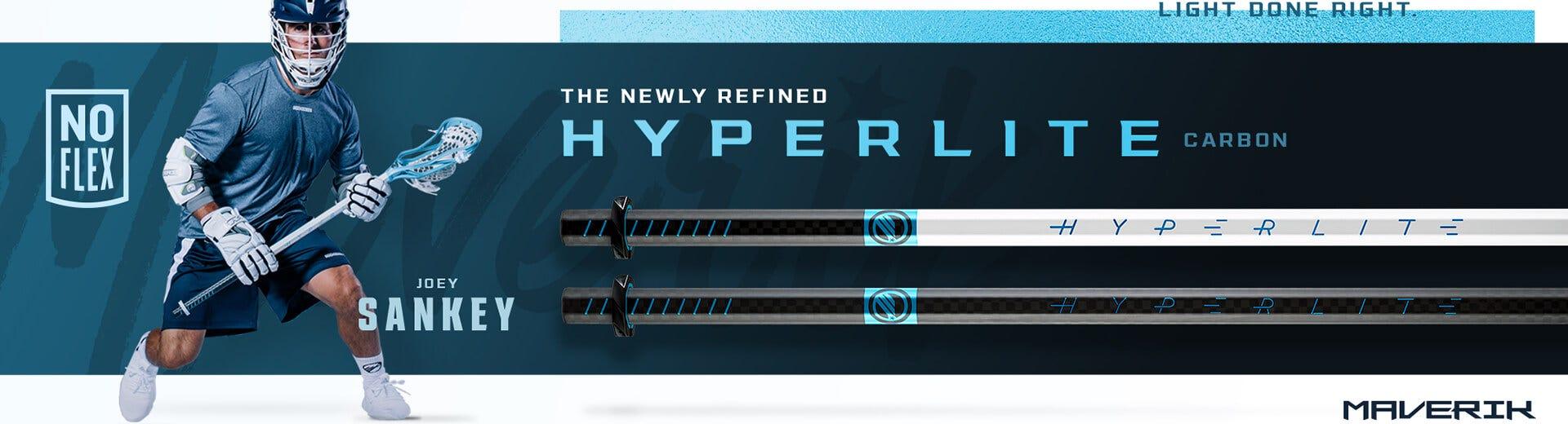 Maverik Hyperlite Lacrosse Shaft - DESKTOP