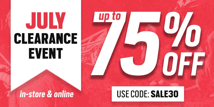 MOBILE - July Clearance Event