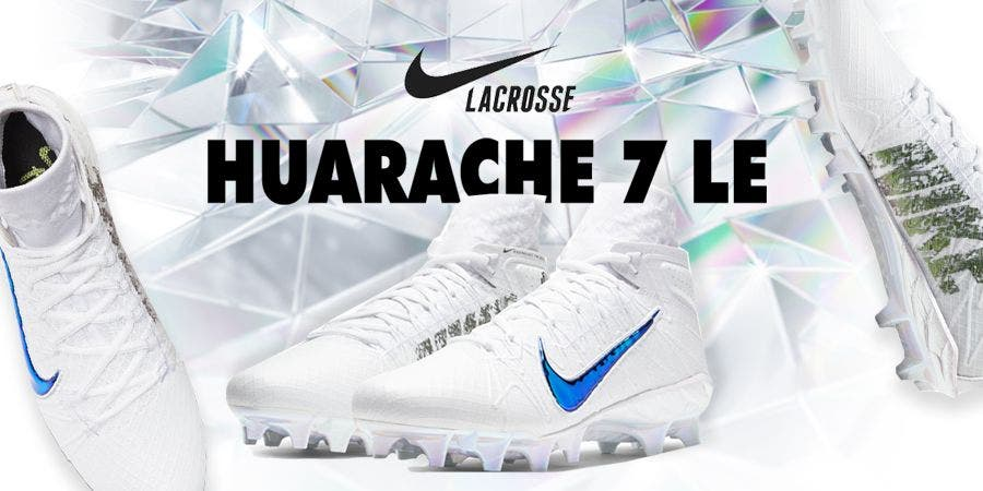 MOBILE - Nike Huarache Limited Edition Cleats