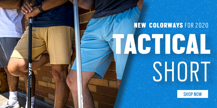 MOBILE - Lacrosse Shorts