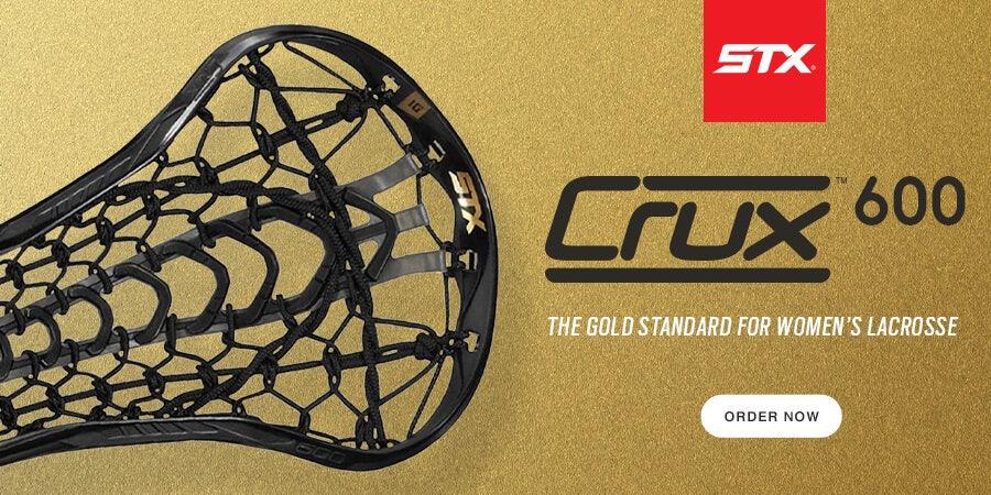 MOBILE - STX Crux 600 Women's Lacrosse Stick