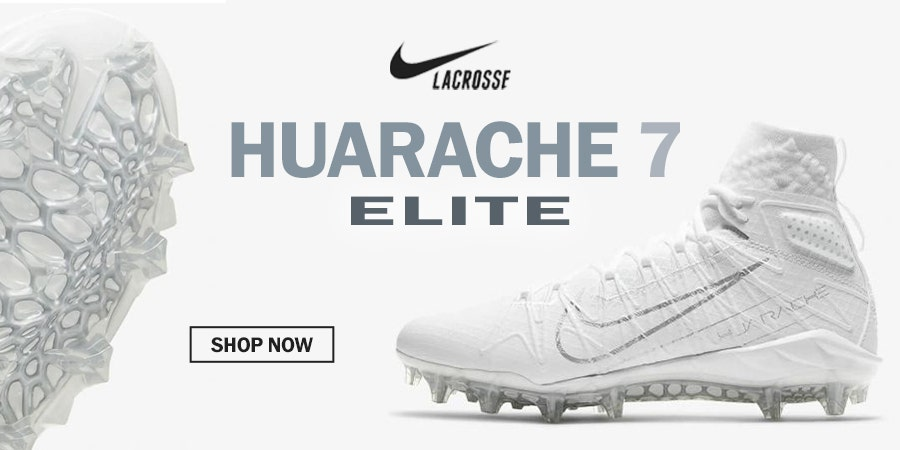 MOBILE BANNER - Nike Alpha Huarache 7 Cleats
