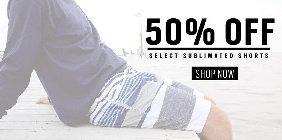 50% Shorts