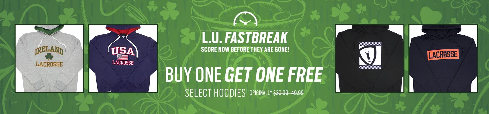 BOGO Hoodies