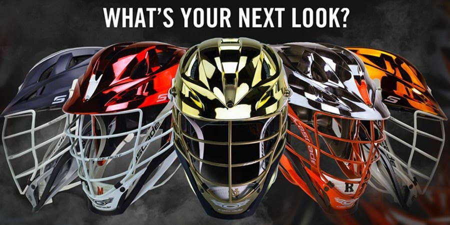 Mobile - Cascade S Lacrosse Helmet - Customizable