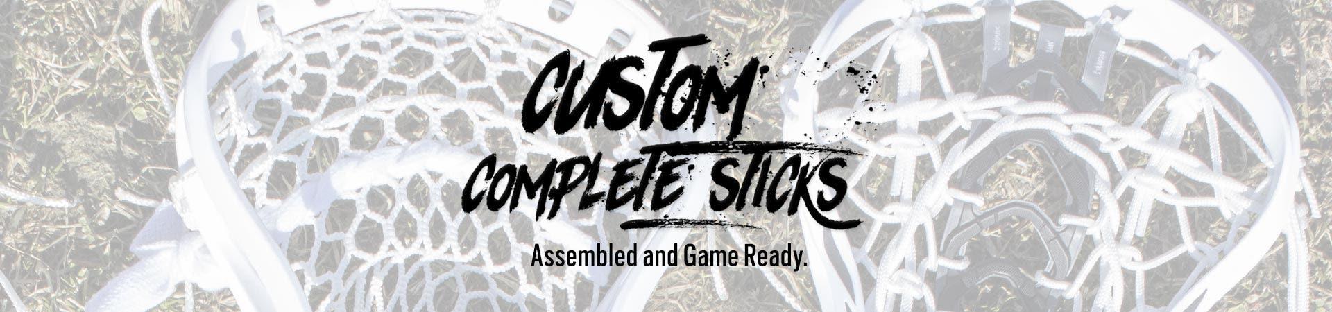 Custom Complete Sticks