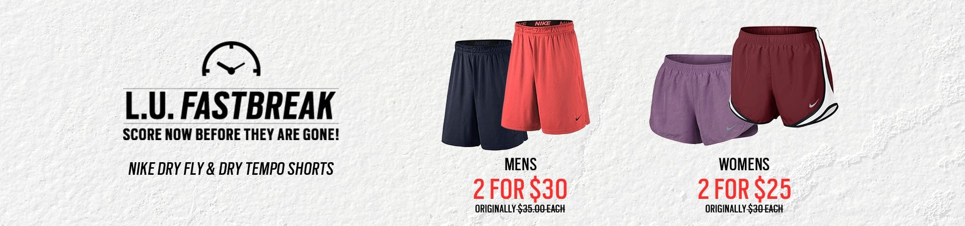 NIKE Shorts 2 For Deals