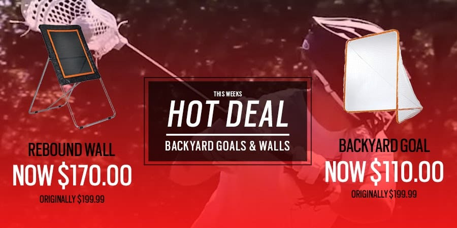 Mobile Banner - Goal & Wall Sale