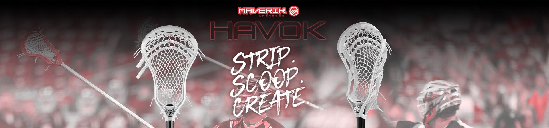 Maverik Havok Lacrosse Head