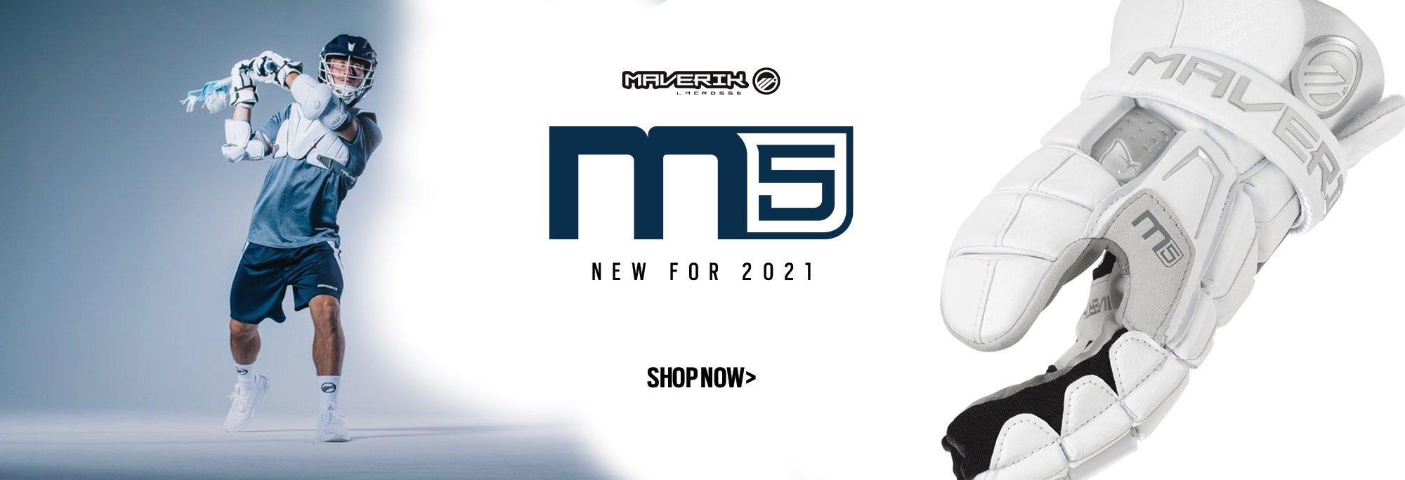 Maverik M5 Pads - DESKTOP