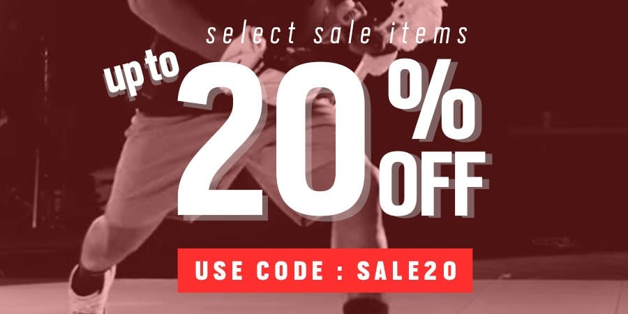 Extra 20% Off Select Sale Items | Code SALE20