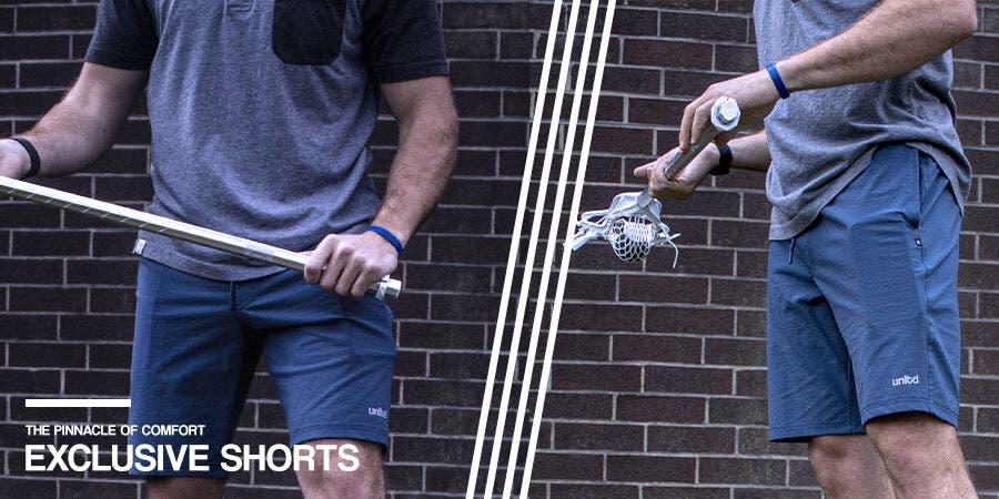MOBILE - Lacrosse Shorts