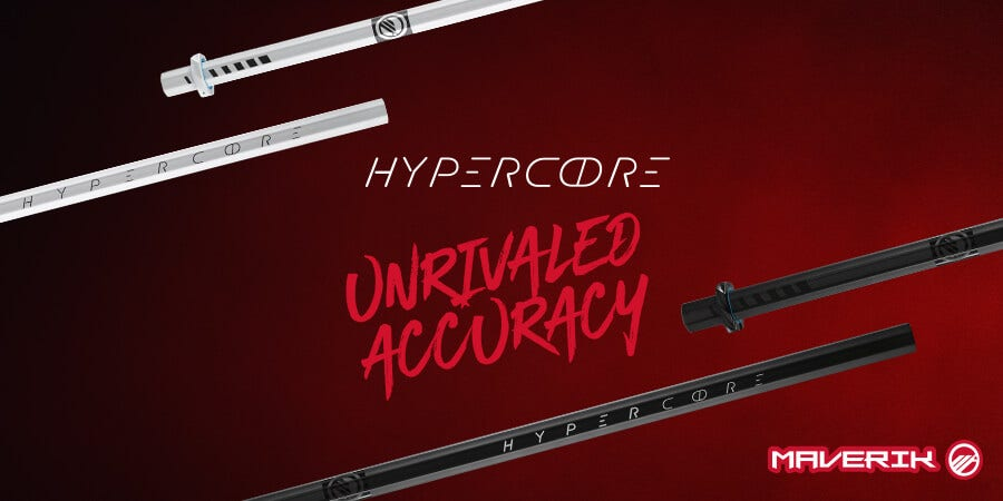 MOBILE - Maverik Hypercore Lacrosse Shaft
