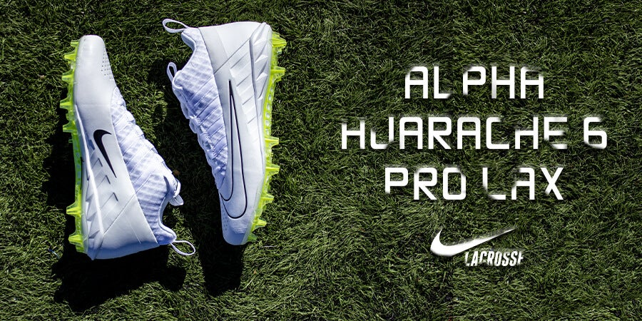 MOBILE - Nike Alpha Huarache 6 Cleats