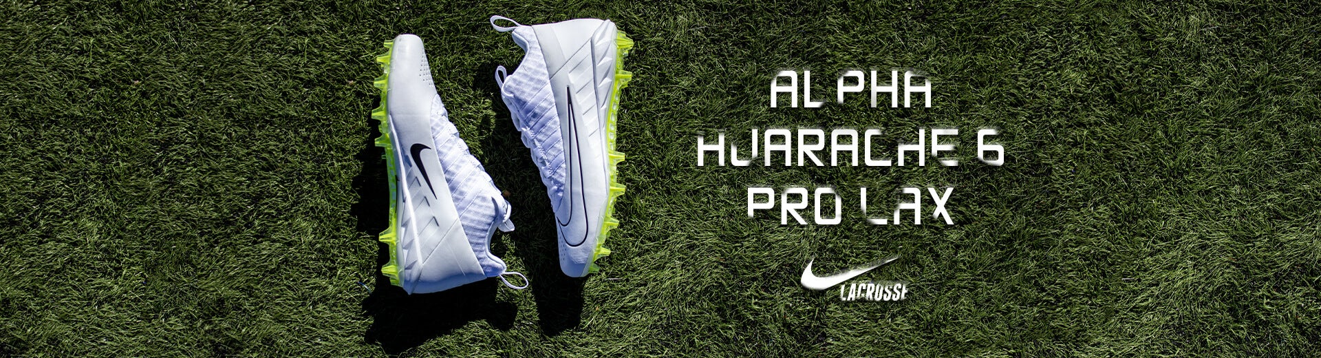 Nike Alpha Huarache 6 Cleats - DESKTOP