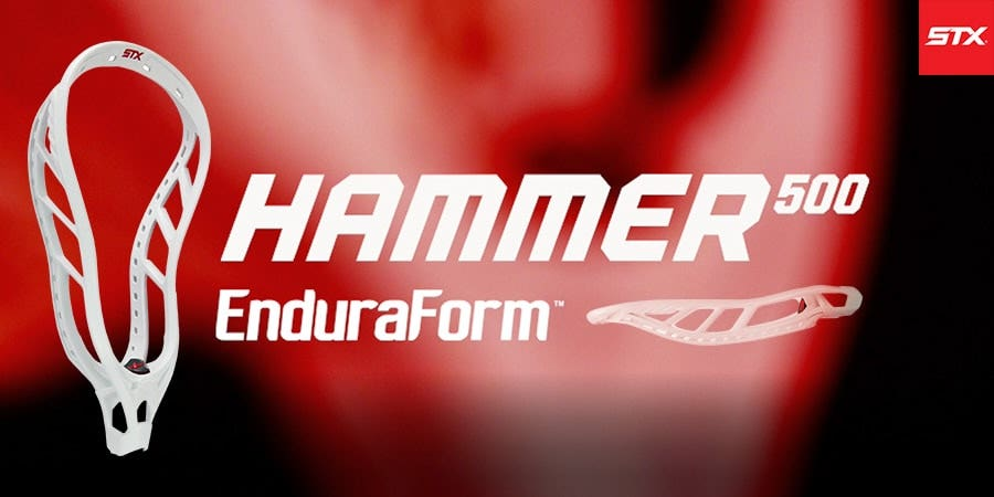 Mobile - STX Hammer 500 Enduraform Lacrosse Head