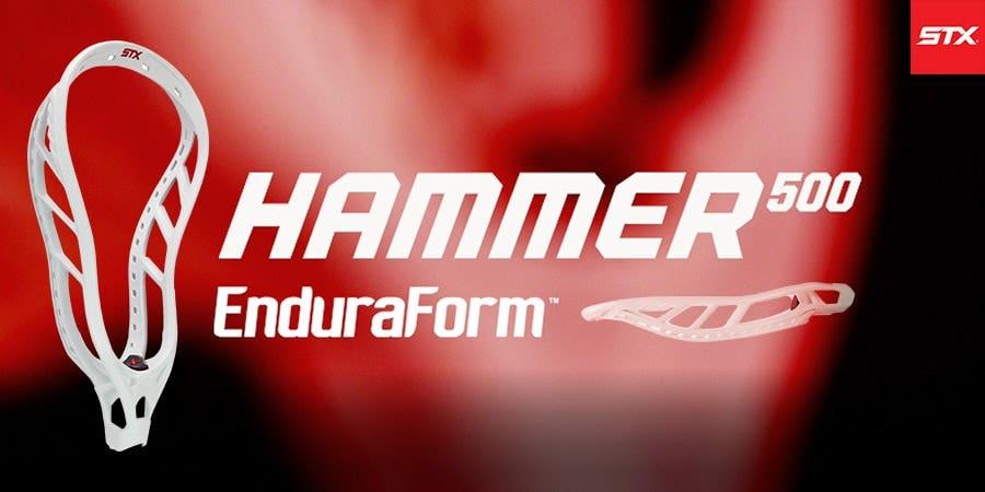 Mobile - STX Hammer 500 Enduraform Lacrosse Head