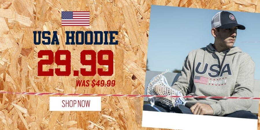 MOBILE - Heritage USA Hoodie