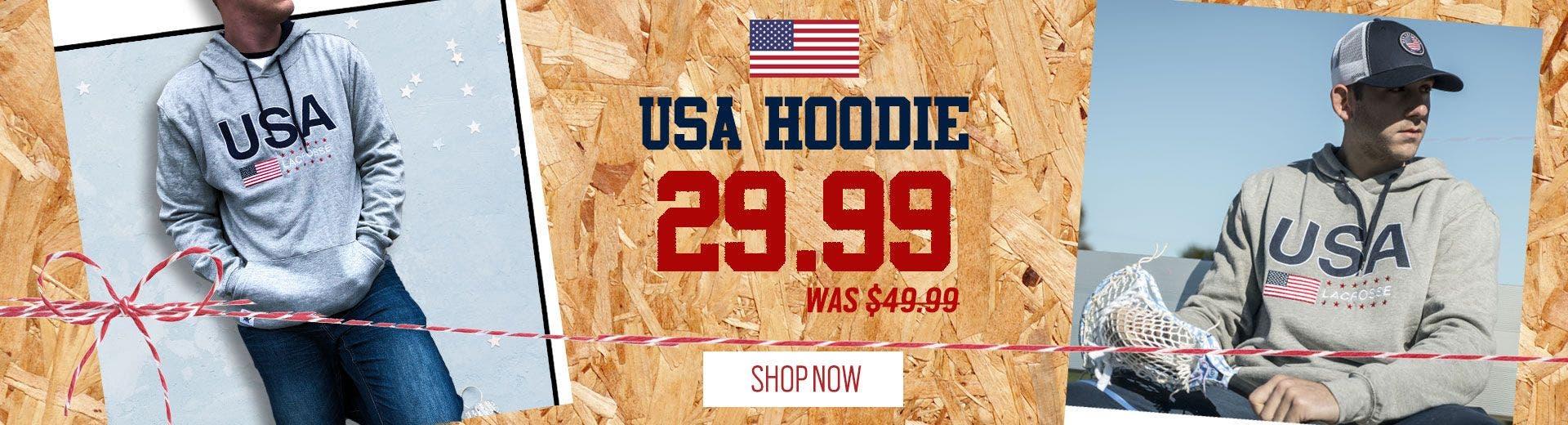 Heritage USA Hoodie - DESKTOP