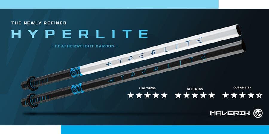 MOBILE - Maverik Hyperlite Lacrosse Shaft