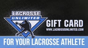 Lacrosse Unlimited Gift Cards