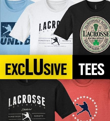 Mens and Boys Lacrosse Tees
