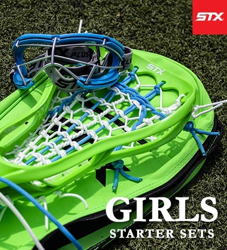 Shop Our Girls Lacrosse Starter Sets
