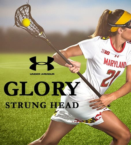 Shop Under Armour Glory Womens Lacrosse Head