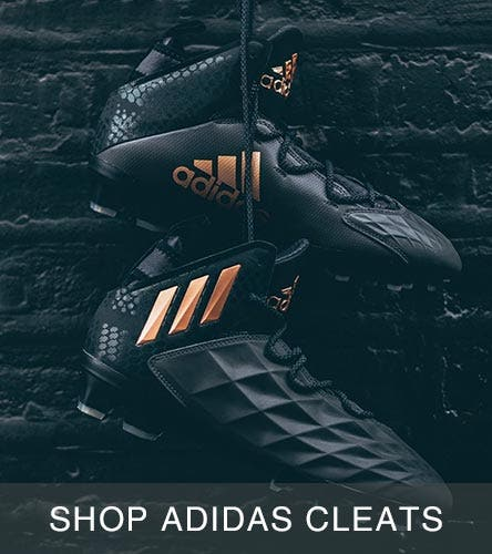 Adidas Mens Freak Lax Mid Lacrosse Cleats