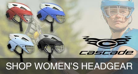 Shop Womens and Girls Lacrosse Headgear