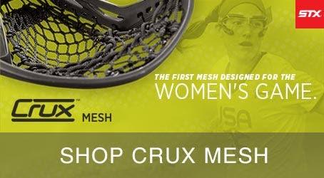 Shop STX Crux Lacrosse Mesh