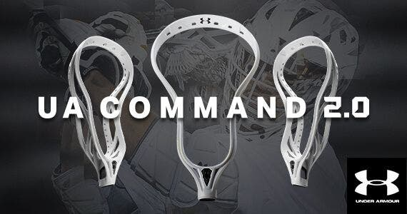 Lacrosse Unlimited Heads Command