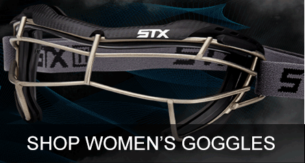 Shop Womens and Girls Lacrosse Goggles