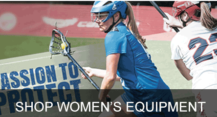 Womens and Girls Lacrosse Equipment