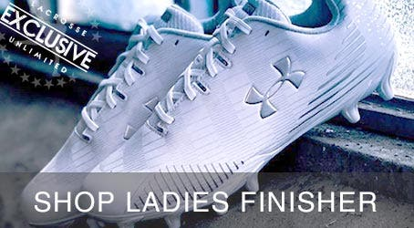 Under Armour Finisher MC Womens Lacrosse Cleats