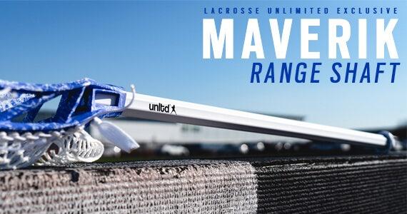Lacrosse Unlimited Maverik Range LE Handle