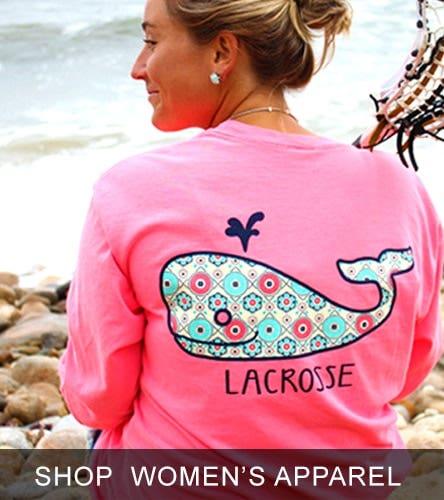 Shop Womens Lacrosse Apparel
