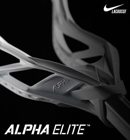 Nike Alpha Elite Lacrosse Head